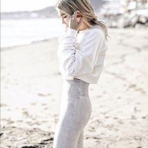 NWT Free People 7/8 length shanti legging